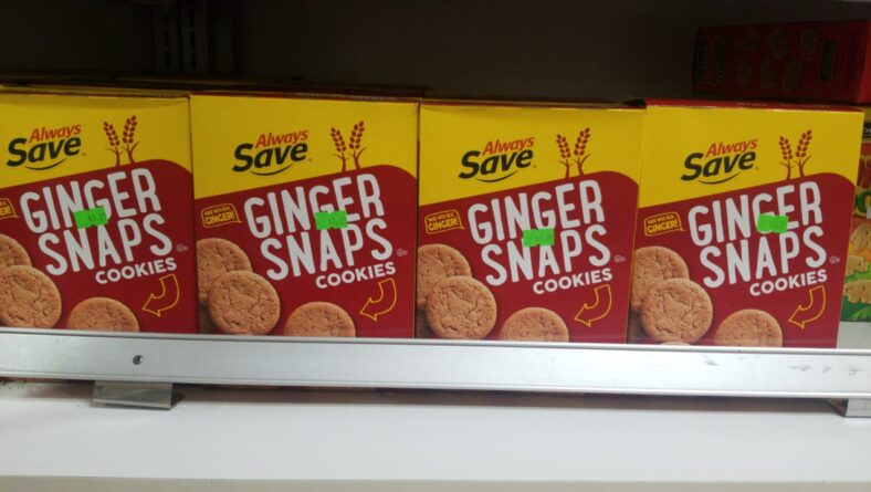 Are Ginger Snaps cookies good for you?